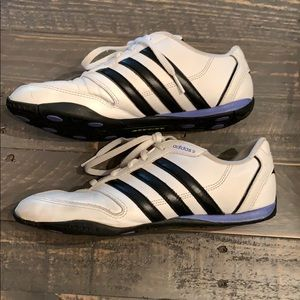 🎀Adidas Leather Vibetouch Shoes